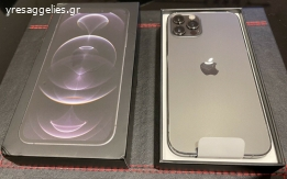 Apple iPhone 12 Pro 128GB €600, iPhone 12 Pro Max 128GB €650